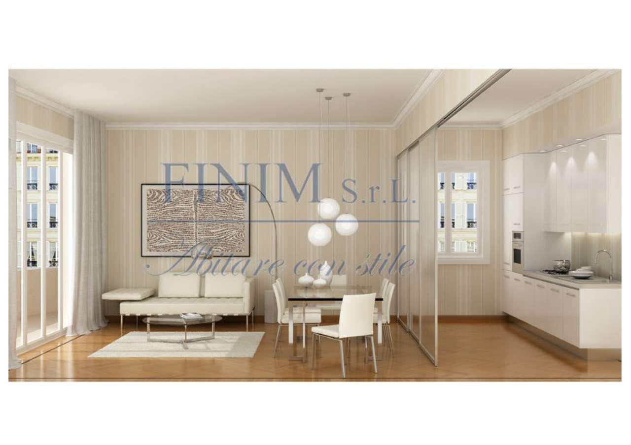 Appartamento in Vendita a Milano 29 Certosa / Bovisa / Dergano / Maciachini / Istria / Testi: 3 locali, 130 mq