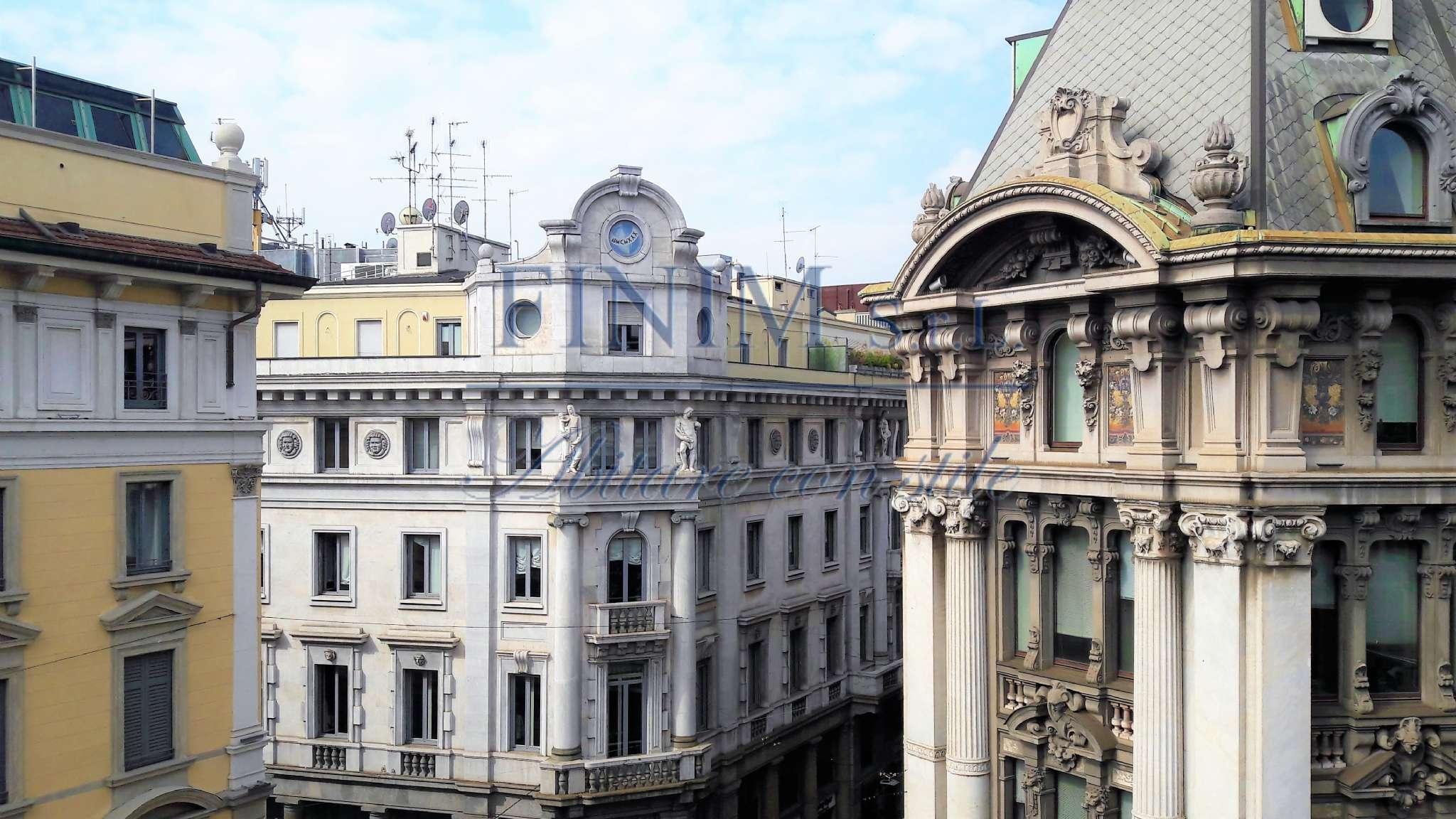 Ufficio-studio in Affitto a Milano 01 Centro storico (Cerchia dei Navigli): 5 locali, 420 mq