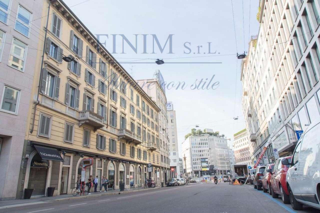 Ufficio-studio in Affitto a Milano 01 Centro storico (Cerchia dei Navigli): 4 locali, 140 mq