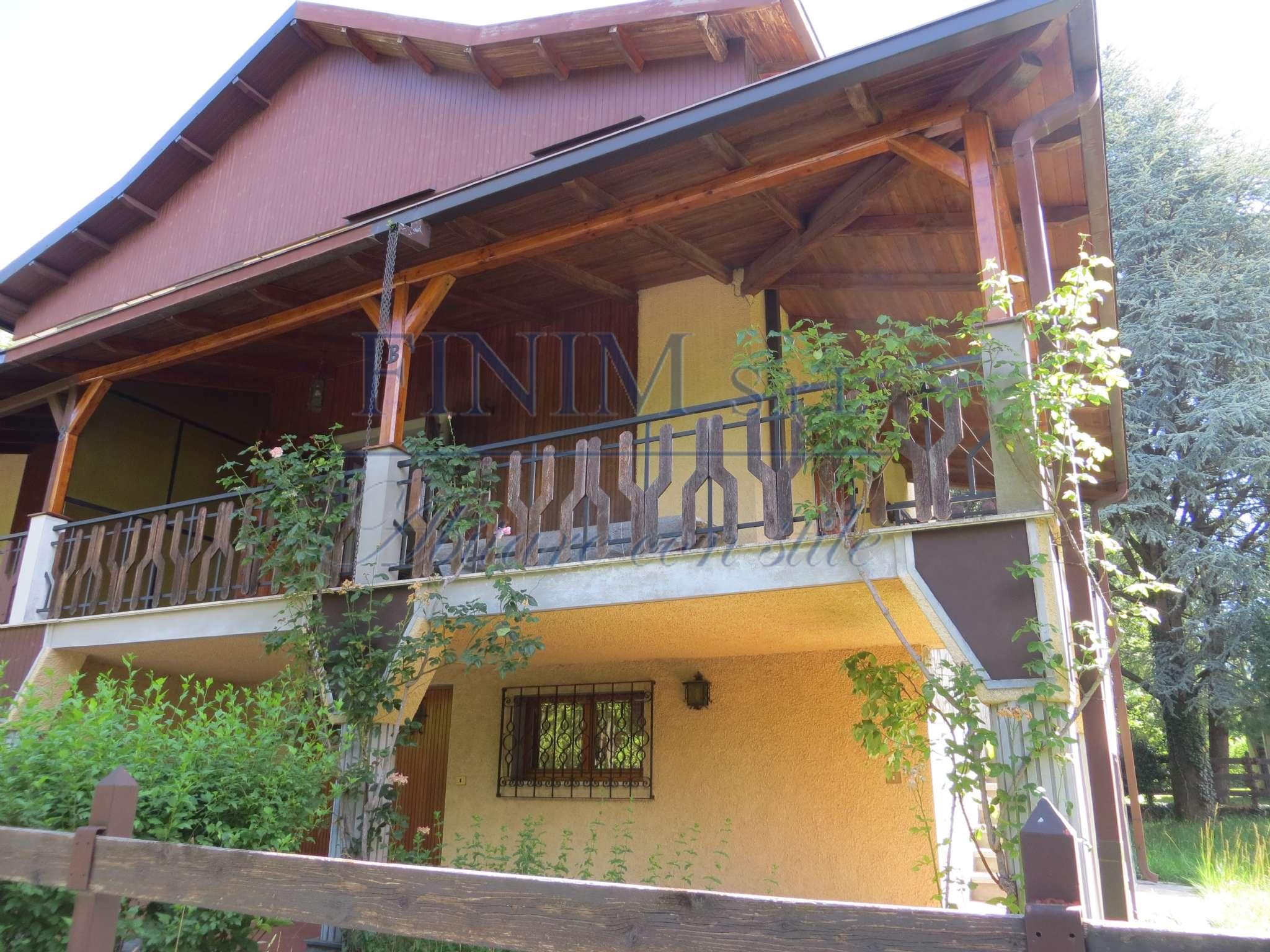 Villa in Vendita a Castione Della Presolana: 5 locali, 250 mq