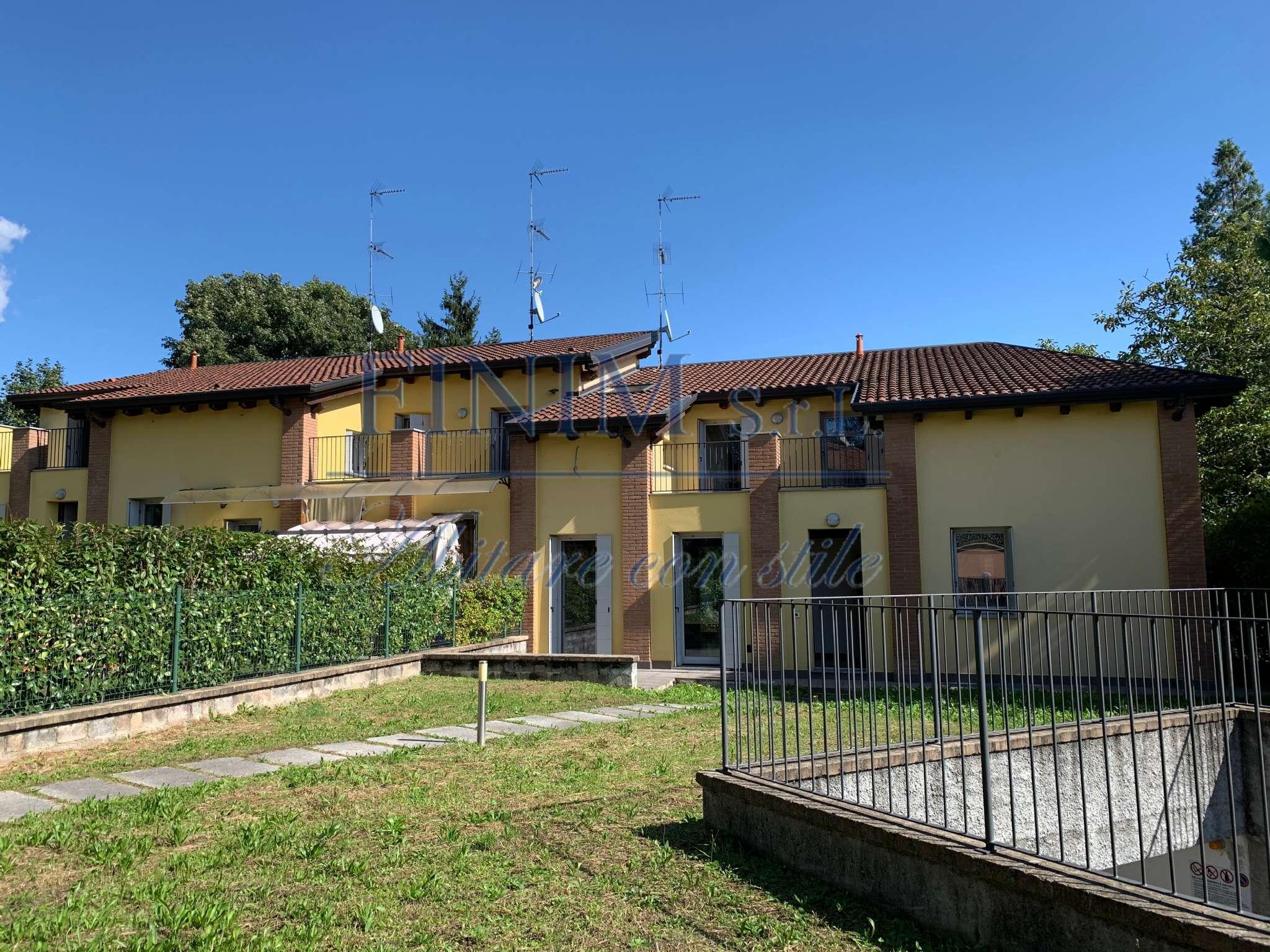 Villa in Vendita a Albavilla Centro: 5 locali, 253 mq
