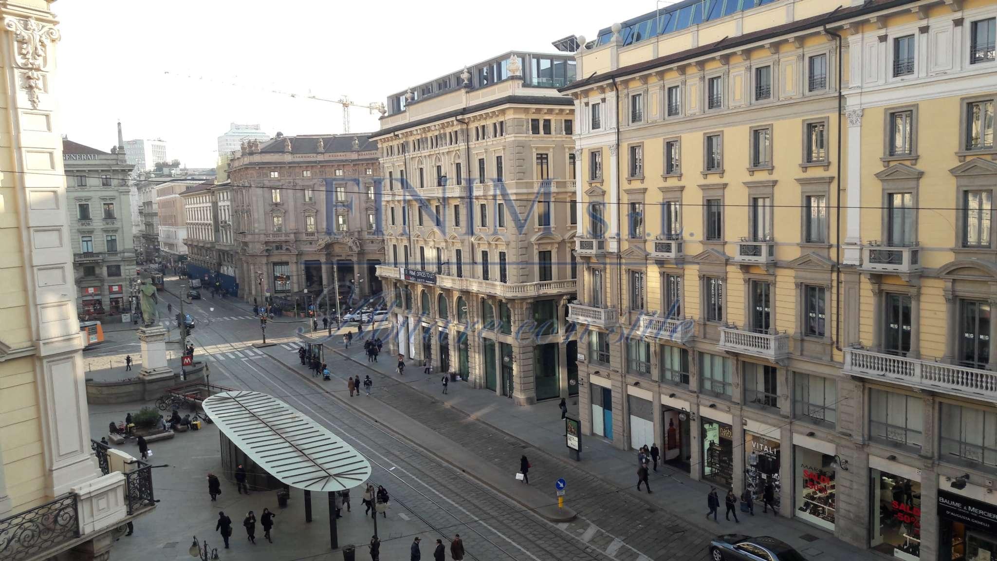 Ufficio-studio in Affitto a Milano 01 Centro storico (Cerchia dei Navigli): 5 locali, 280 mq