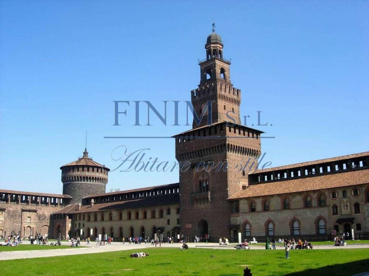 Ufficio-studio in Affitto a Milano 01 Centro storico (Cerchia dei Navigli): 5 locali, 422 mq