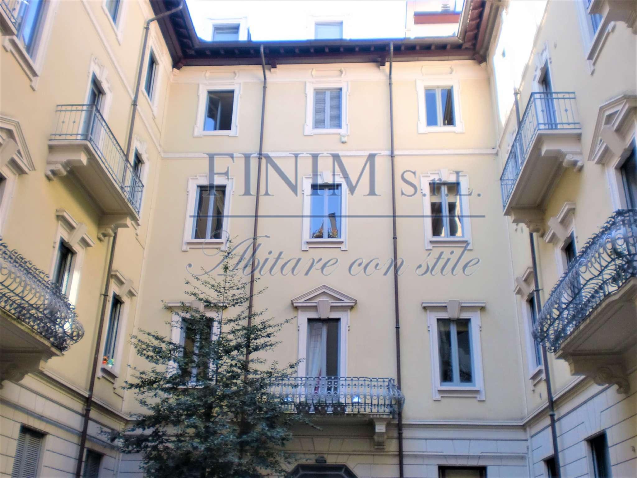 Mansarda in Affitto a Milano 08 Vercelli / Magenta / Cadorna / Washington: 2 locali, 100 mq