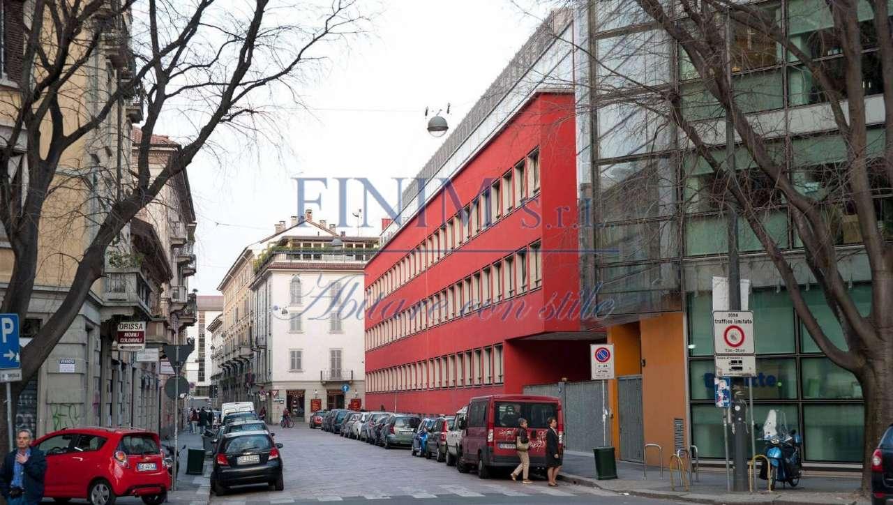 Ufficio-studio in Affitto a Milano 16 Savona / San Cristoforo / Napoli / Coni Zugna: 900 mq