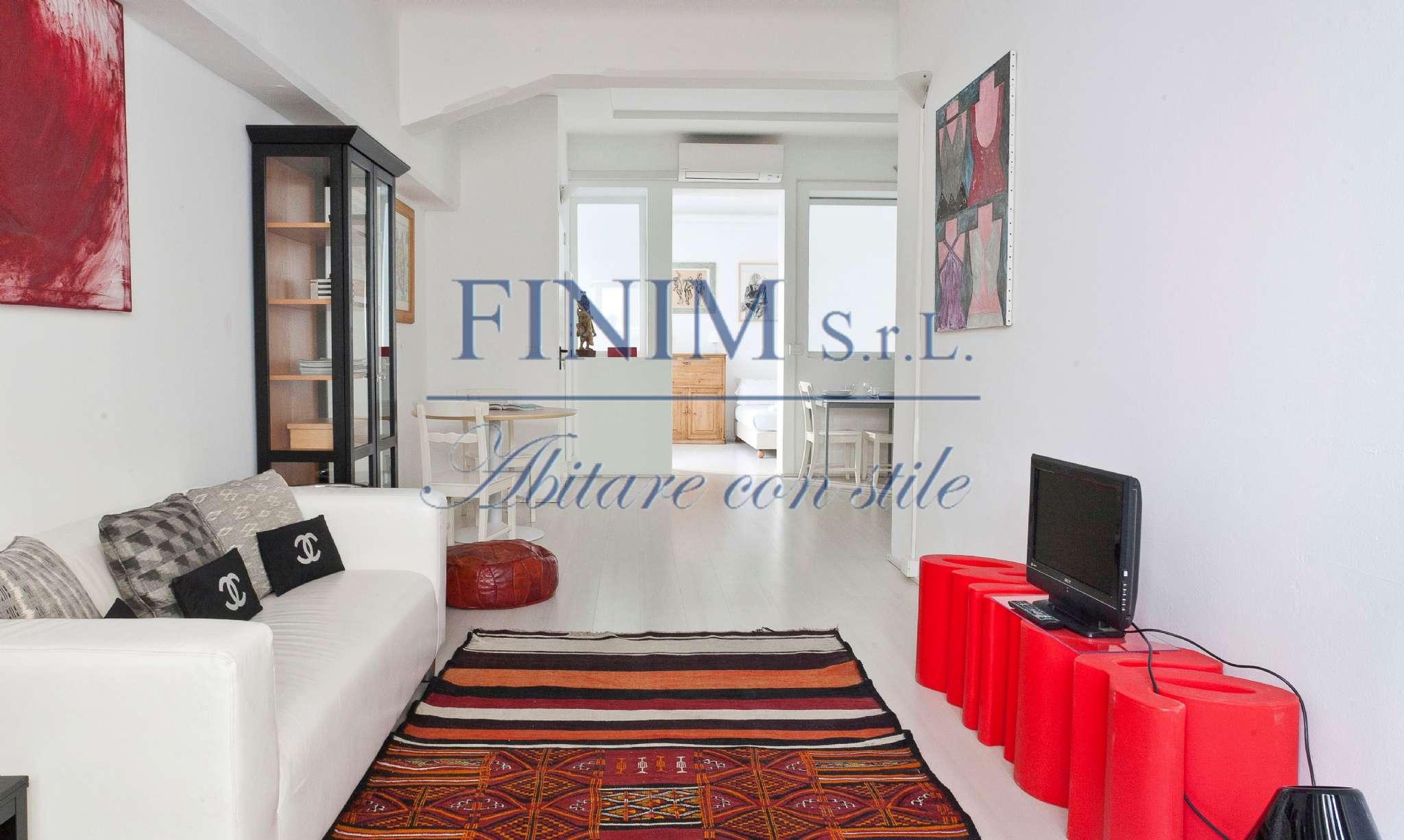 Loft open space in Affitto a Milano 16 Savona / San Cristoforo / Napoli / Coni Zugna: 2 locali, 50 mq