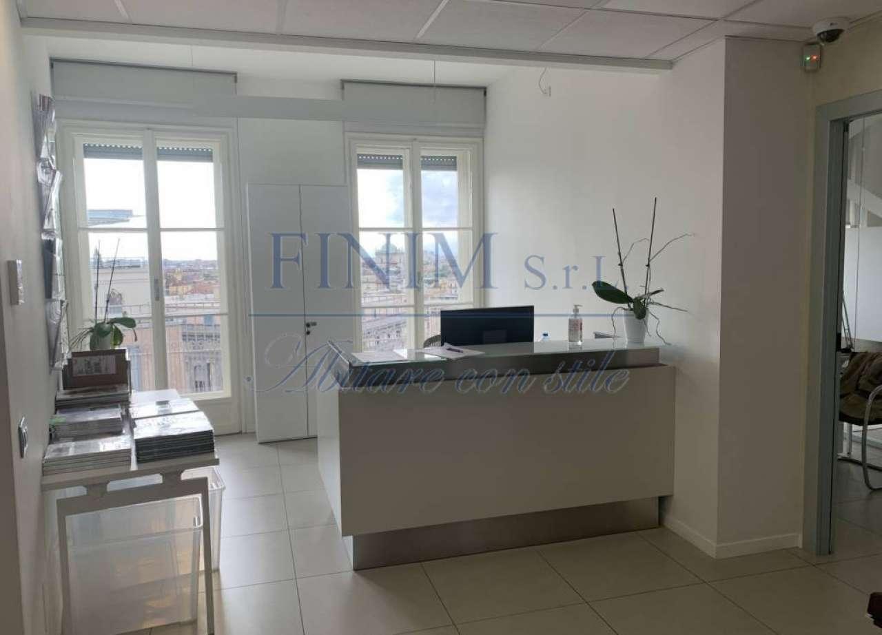 Ufficio-studio in Affitto a Milano 01 Centro storico (Cerchia dei Navigli):  5 locali, 304 mq  - Foto 1
