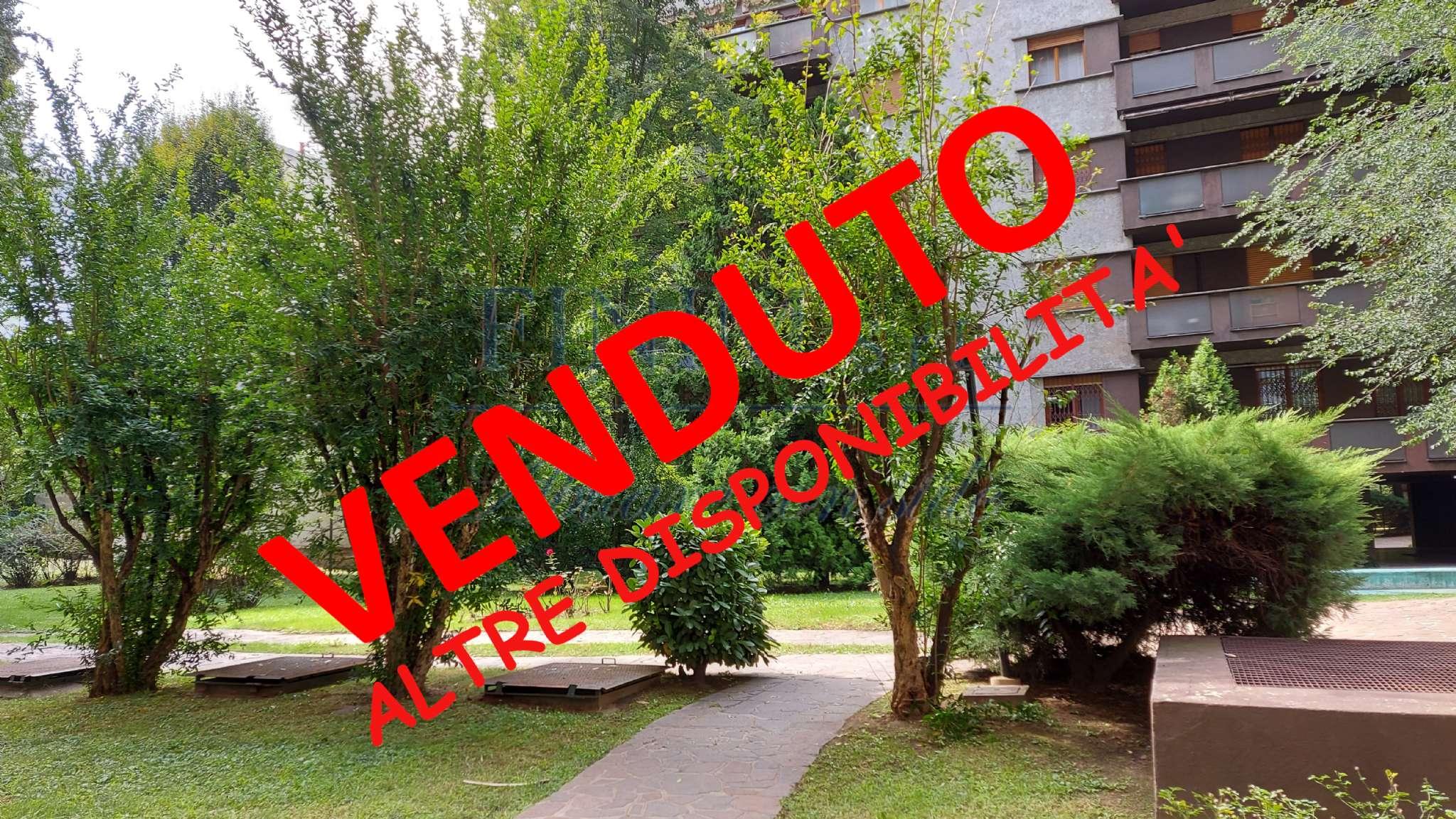 Appartamento in Vendita a Milano 17 Marghera / Wagner / Fiera: 3 locali, 135 mq