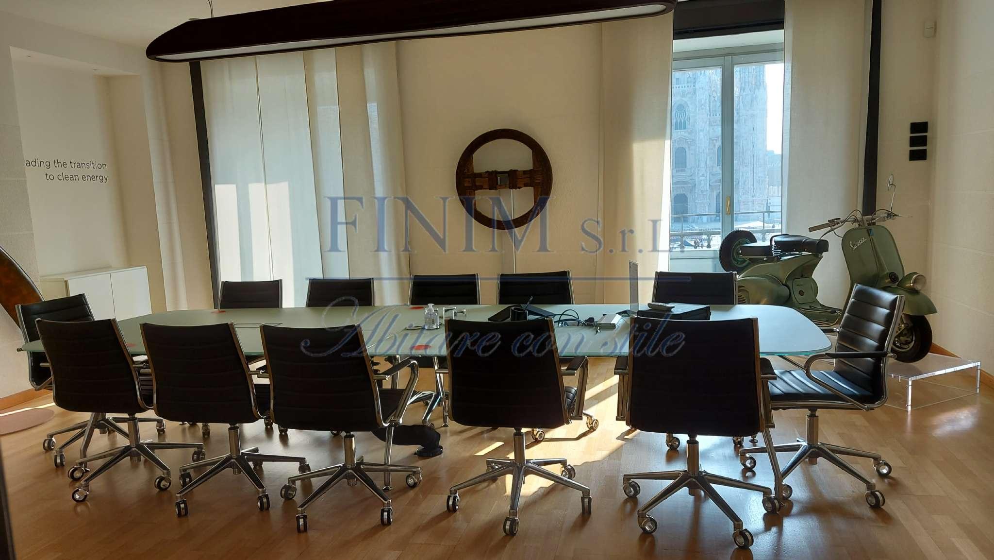 Ufficio-studio in Affitto a Milano 01 Centro storico (Cerchia dei Navigli): 5 locali, 700 mq