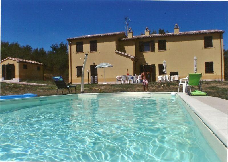 Casa per ferie in Affitto a Corinaldo Rif.10567275