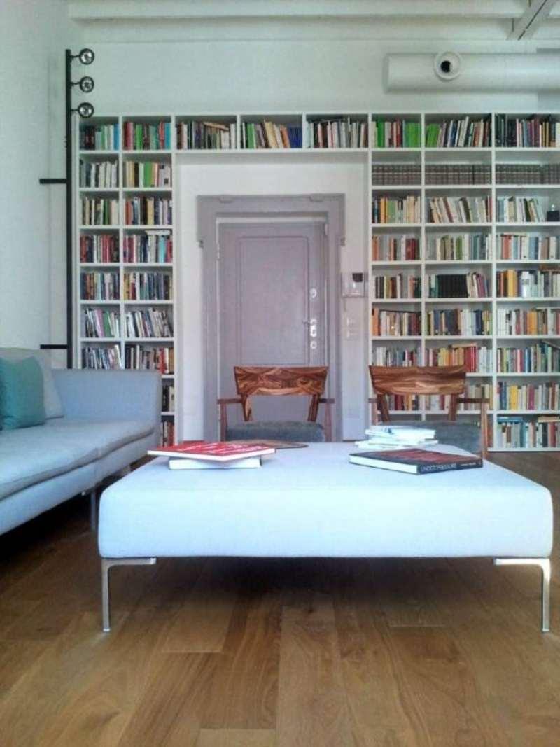 Appartamento in vendita a Milano, 3 locali, zona Zona: 2 . Repubblica, Stazione Centrale, P.ta Nuova, B. Marcello, prezzo € 850.000 | Cambio Casa.it