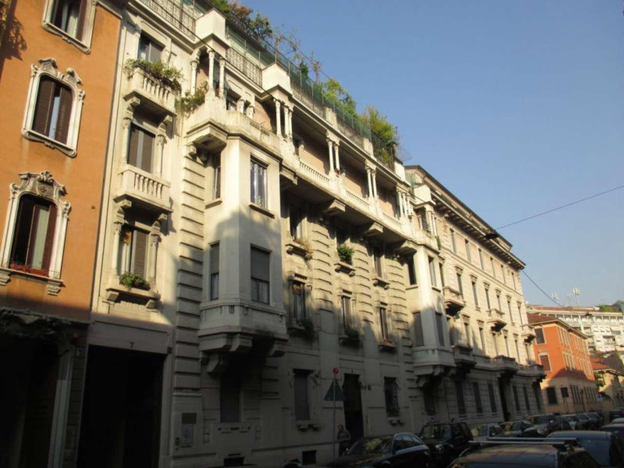 Box / Garage in affitto a Milano, 1 locali, zona Zona: 12 . De Angeli, Vercelli, Washington, Sicilia, S. Michele del Carso, prezzo € 200 | Cambio Casa.it