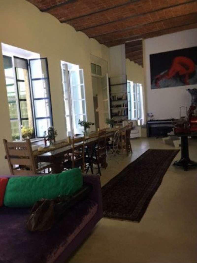 Loft open space in Vendita a Milano 07 Darsena /  Ticinese: 3 locali, 500 mq