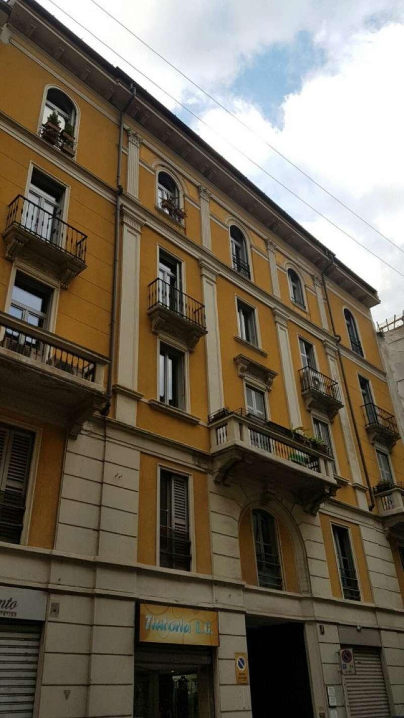 Mansarda in Affitto a Milano 01 Centro storico (Cerchia dei Navigli): 3 locali, 80 mq