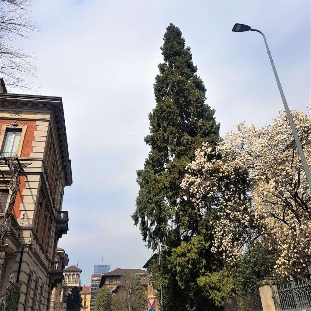 Appartamento in Affitto a Milano 01 Centro storico (Cerchia dei Navigli): 4 locali, 205 mq