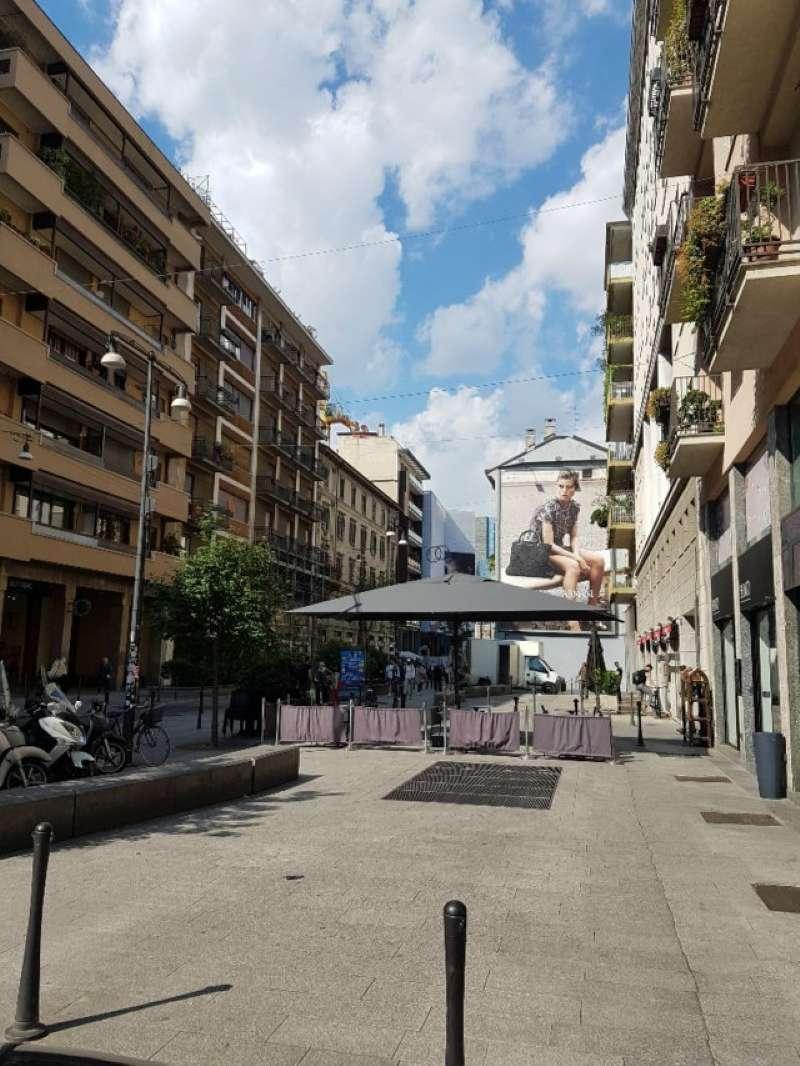 Posto-box auto in Affitto a Milano 01 Centro storico (Cerchia dei Navigli): 1 locali, 12 mq
