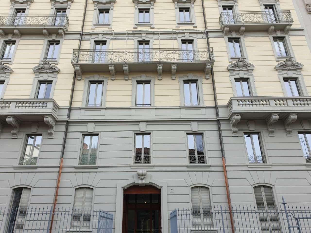 Appartamento in Affitto a Milano 01 Centro storico (Cerchia dei Navigli): 3 locali, 145 mq