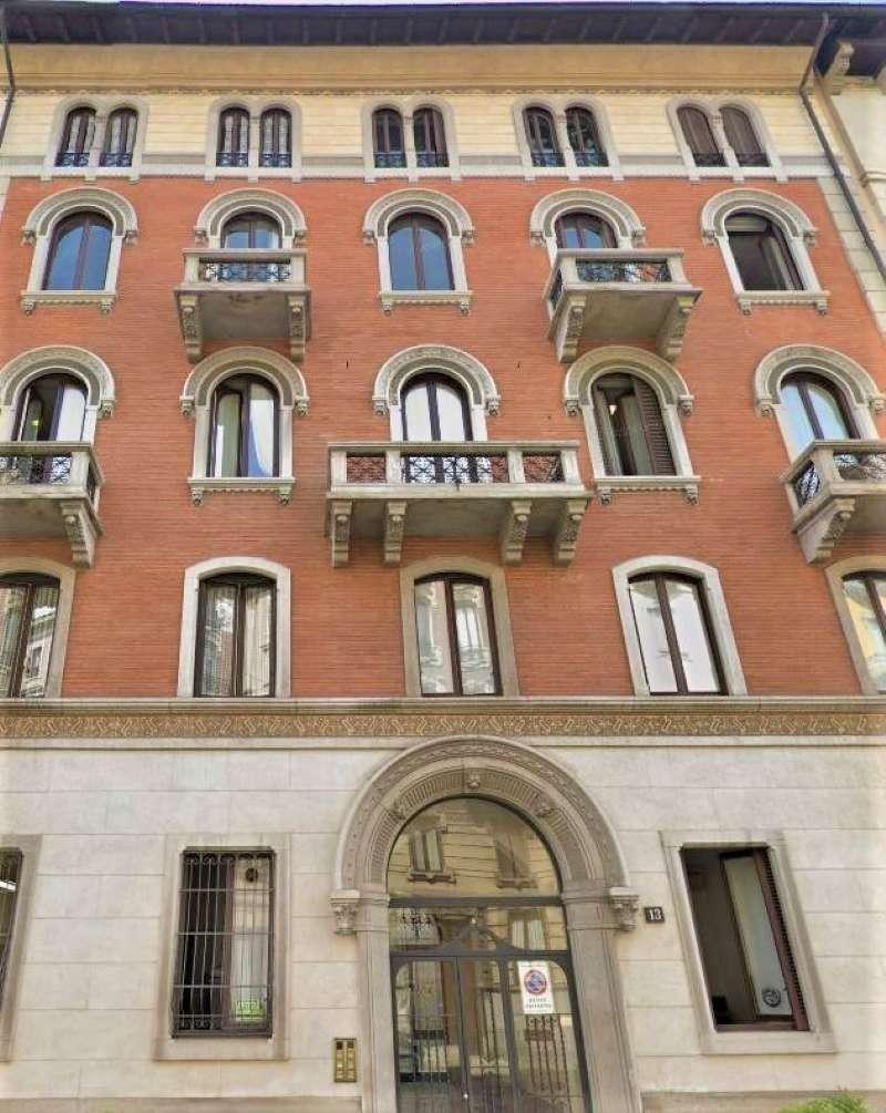 Mansarda in Affitto a Milano 01 Centro storico (Cerchia dei Navigli): 2 locali, 75 mq