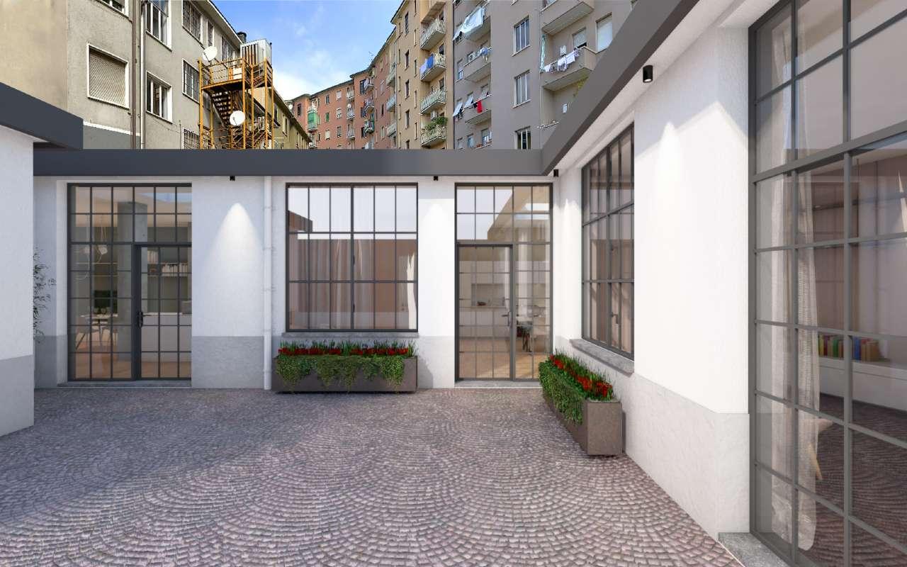 Appartamento in Vendita a Milano 06 Italia / Porta Romana / Bocconi / Lodi: 2 locali, 60 mq