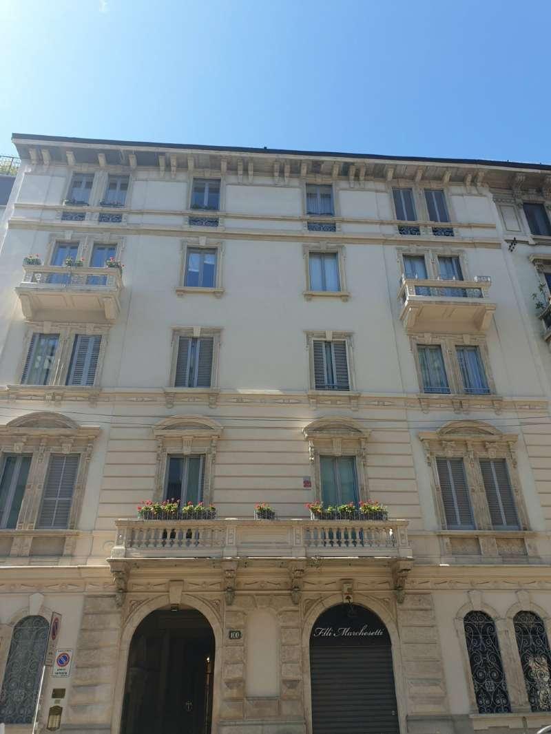 Ufficio-studio in Affitto a Milano 06 Italia / Porta Romana / Bocconi / Lodi: 3 locali, 90 mq