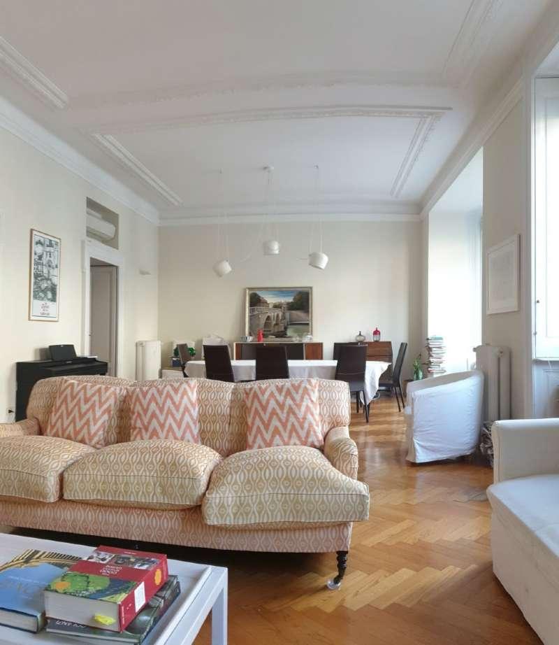 Appartamento in Affitto a Milano 08 Vercelli / Magenta / Cadorna / Washington: 4 locali, 280 mq