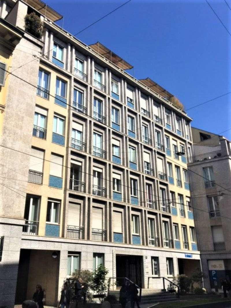 Ufficio-studio in Affitto a Milano 08 Vercelli / Magenta / Cadorna / Washington: 2 locali, 55 mq