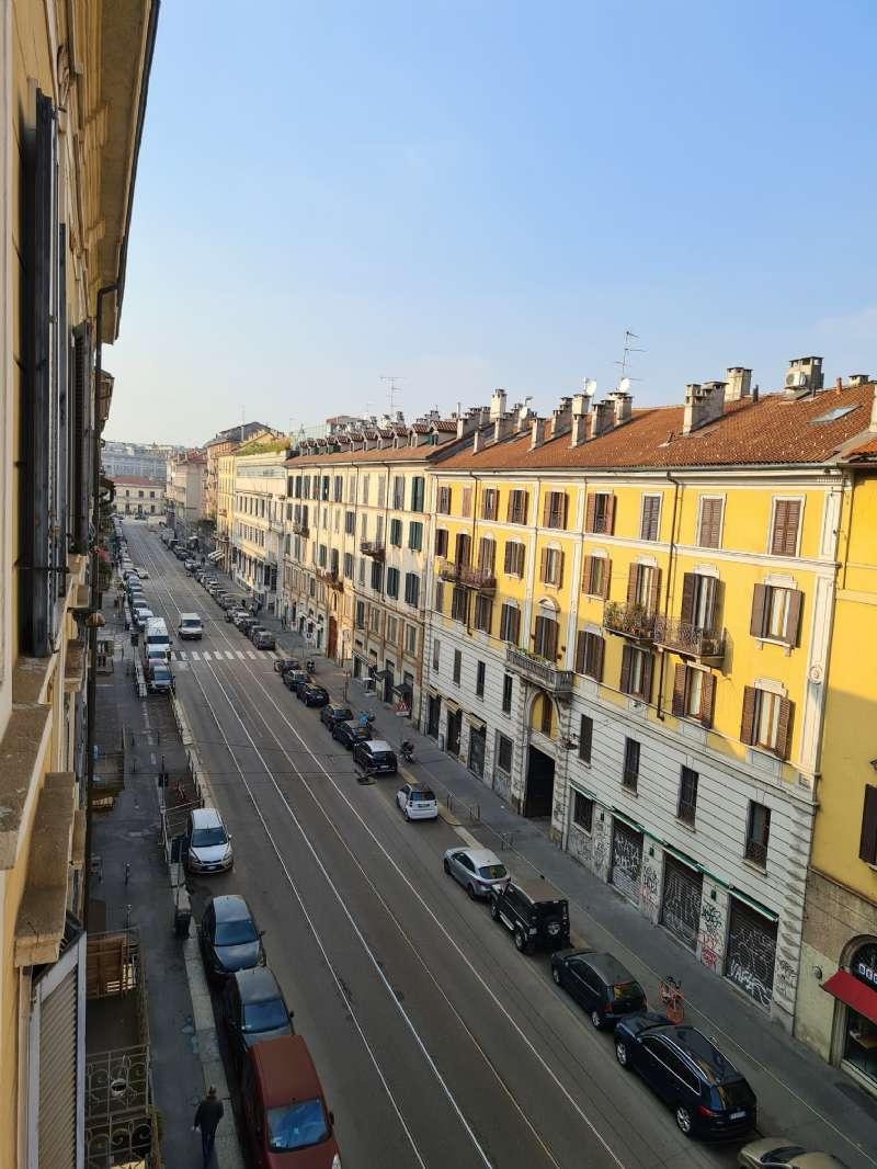 Appartamento in Vendita a Milano 16 Savona / San Cristoforo / Napoli / Coni Zugna: 2 locali, 50 mq