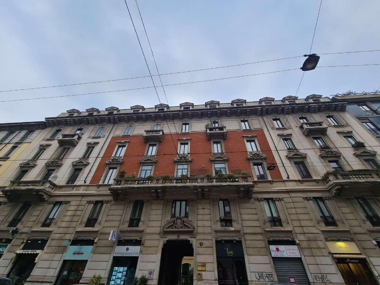 Appartamento in Vendita a Milano 08 Vercelli / Magenta / Cadorna / Washington: 3 locali, 117 mq