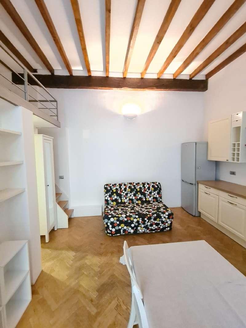 Appartamento in Affitto a Milano 08 Vercelli / Magenta / Cadorna / Washington: 1 locali, 35 mq