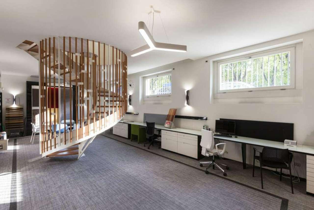 Ufficio-studio in Vendita a Milano 01 Centro storico (Cerchia dei Navigli): 5 locali, 150 mq