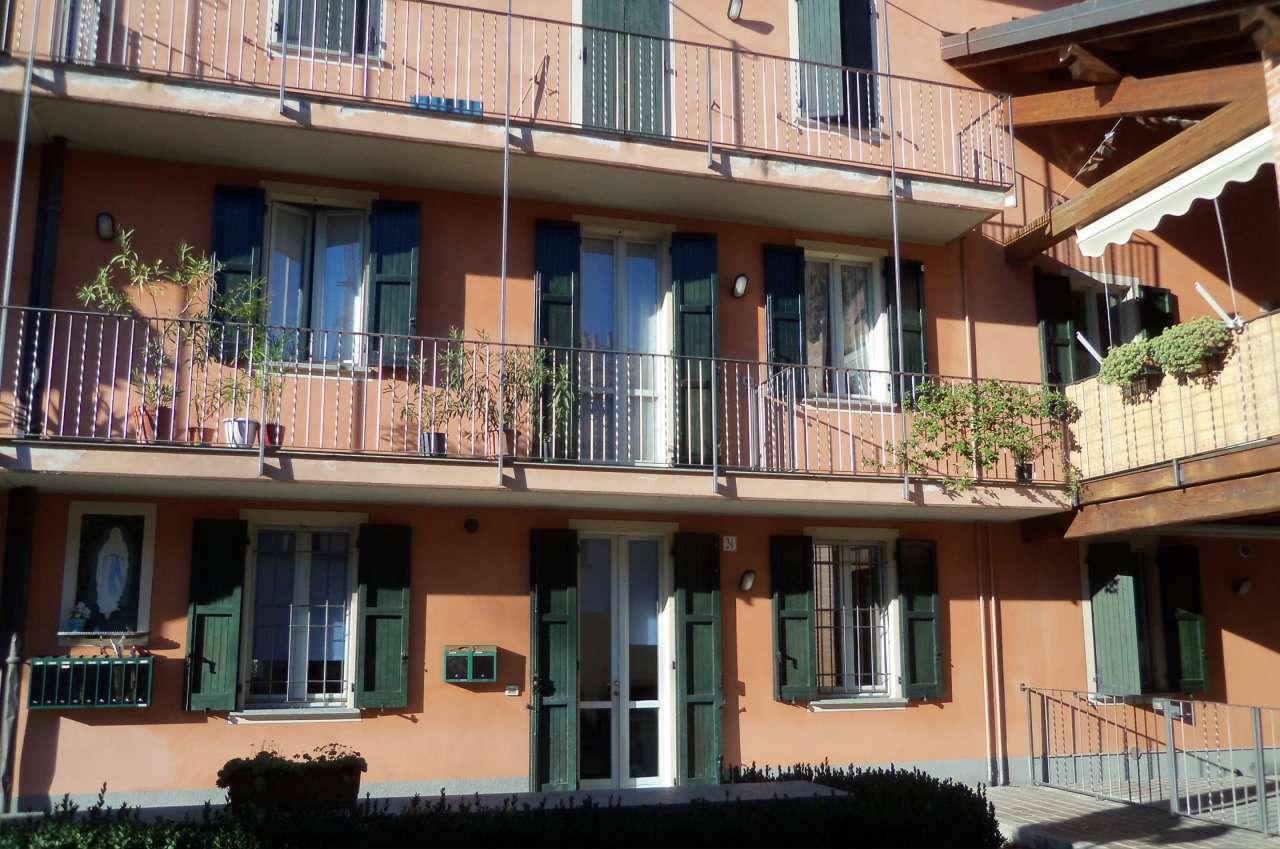 Appartamento in vendita a Imbersago, 2 locali, prezzo € 102.000 | Cambio Casa.it