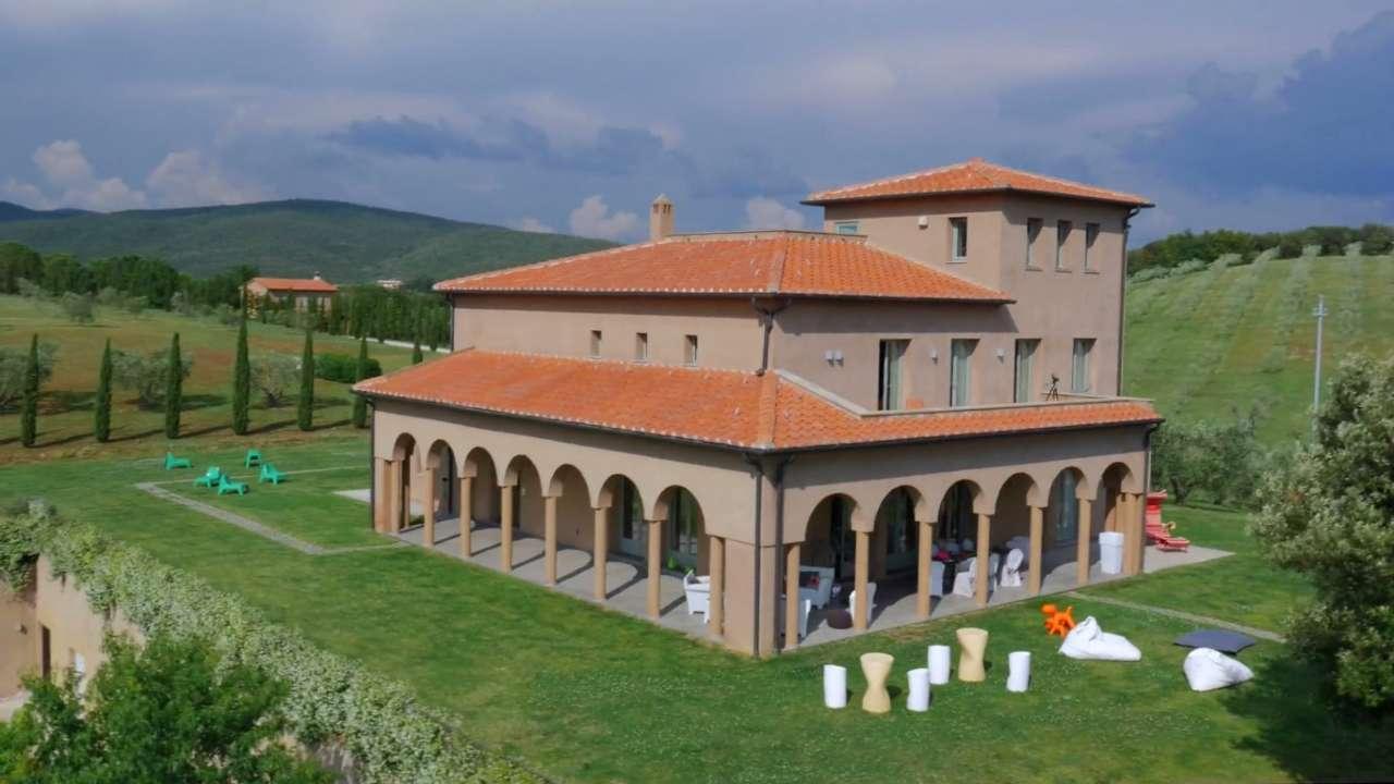Villa in vendita a Massa Marittima, 10 locali, prezzo € 5.200.000 | Cambio Casa.it