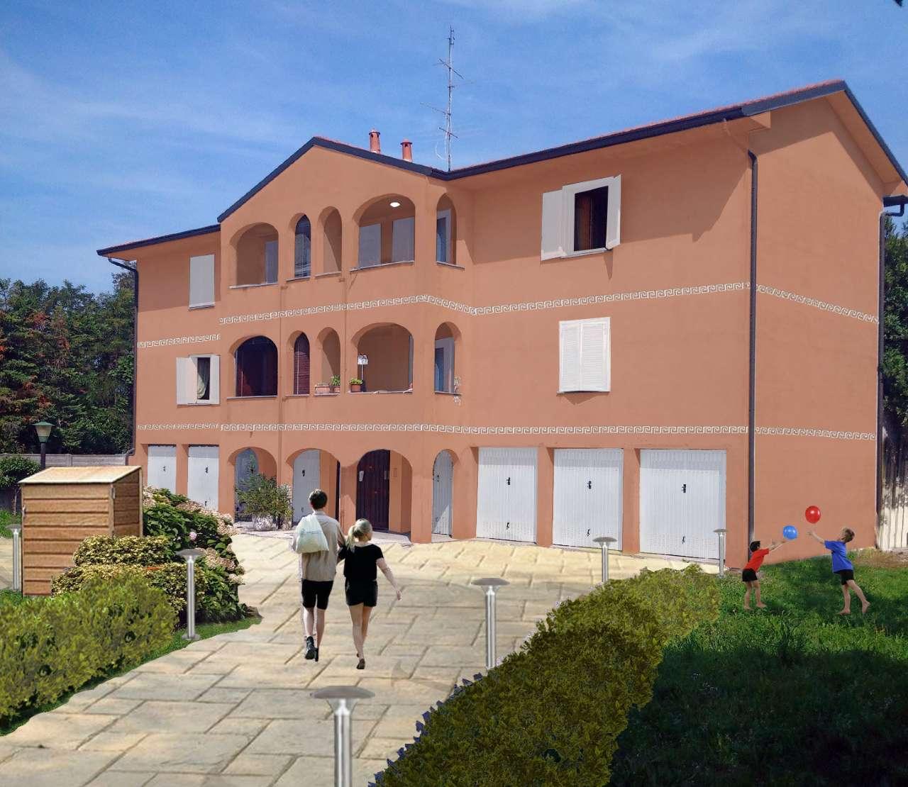 Appartamento in vendita a Gorla Minore, 3 locali, prezzo € 94.000 | CambioCasa.it