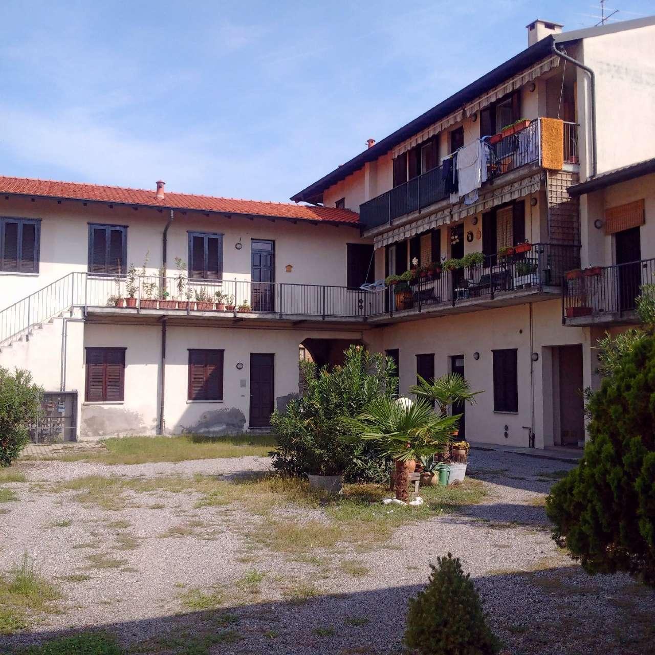 Appartamento in vendita a Gorla Minore, 2 locali, prezzo € 66.000 | CambioCasa.it