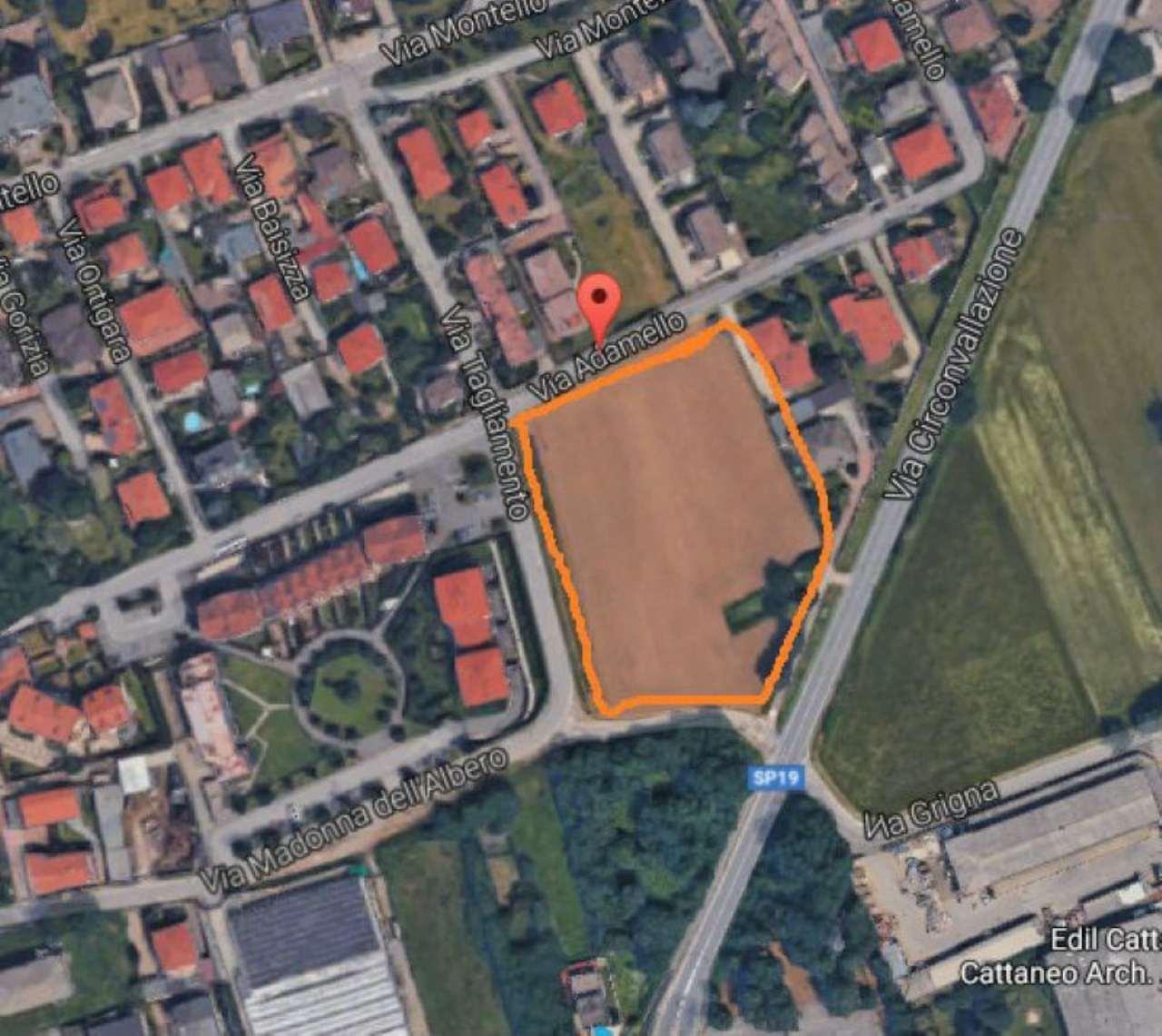 Terreno Edificabile Residenziale in vendita a Gorla Minore, 1 locali, prezzo € 800.000 | CambioCasa.it