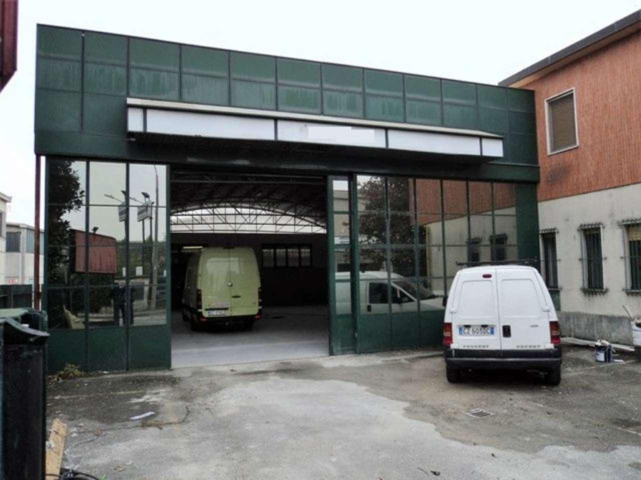 Capannone in Vendita a San Giuliano Milanese