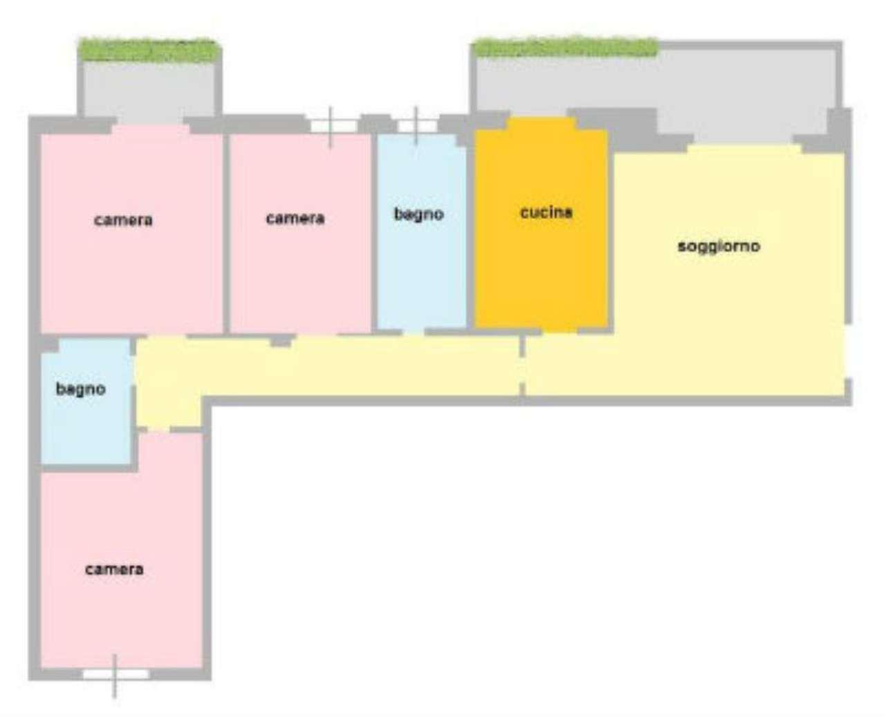 Affitto  bilocale Opera Via Golgi 1 457486