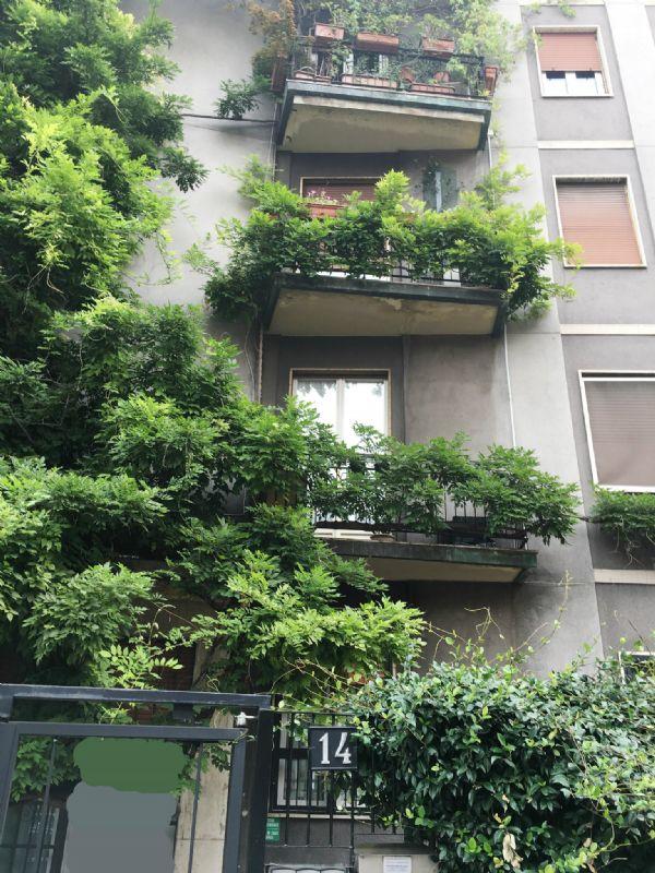 Bilocale Milano Via Cardinal Mezzofanti 12