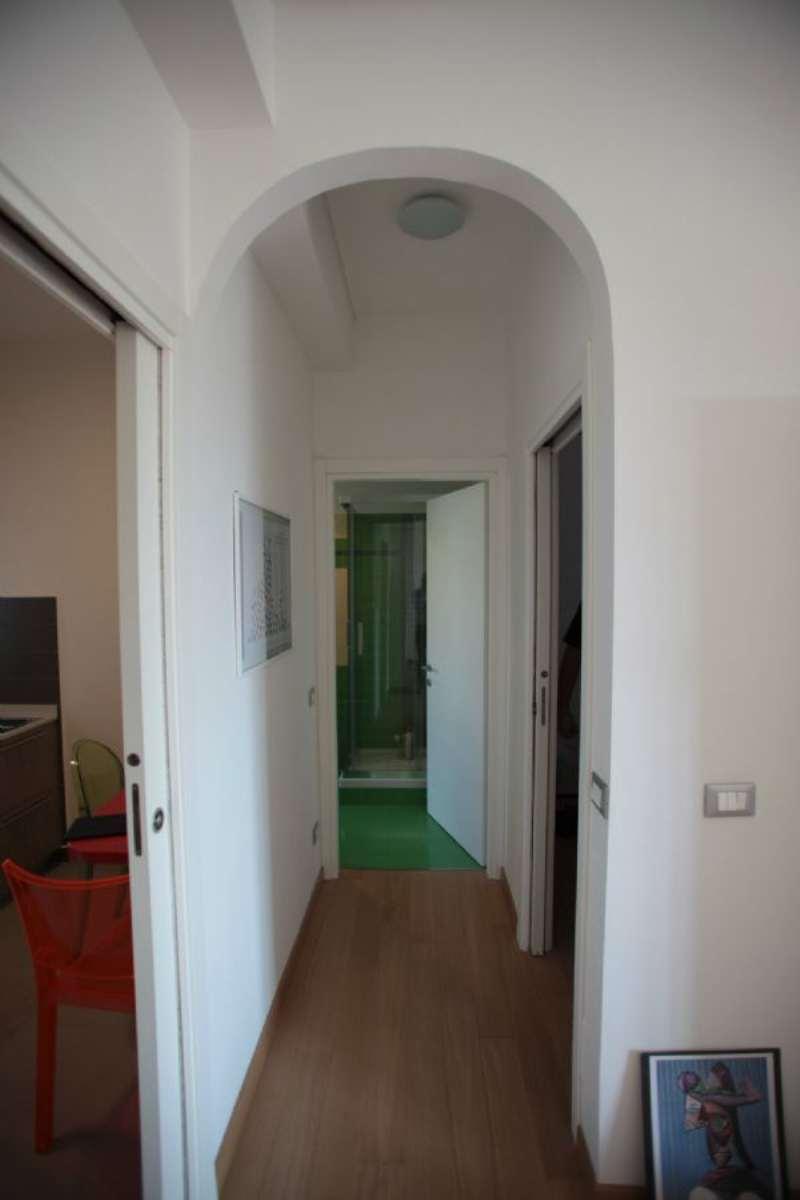 Bilocale Milano Via Giuba 6
