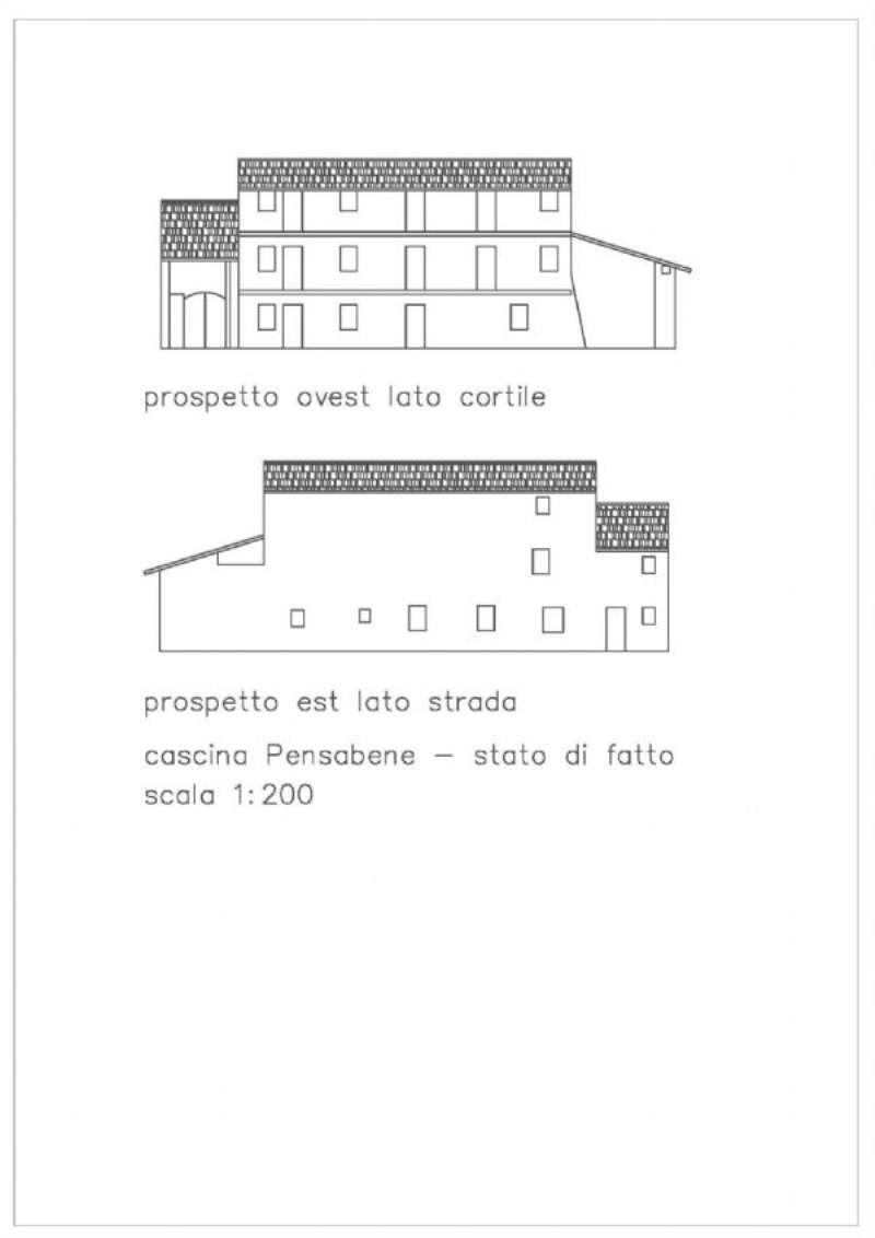 Rustico / Casale in Vendita a Pombia