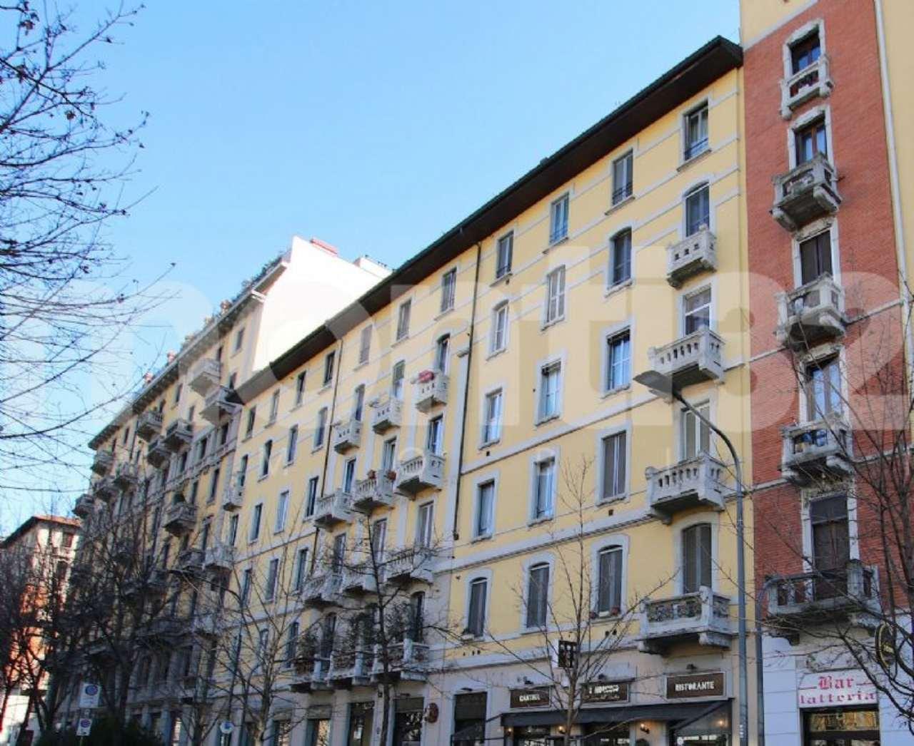 Bilocale Milano Via Gerolamo Tiraboschi 11