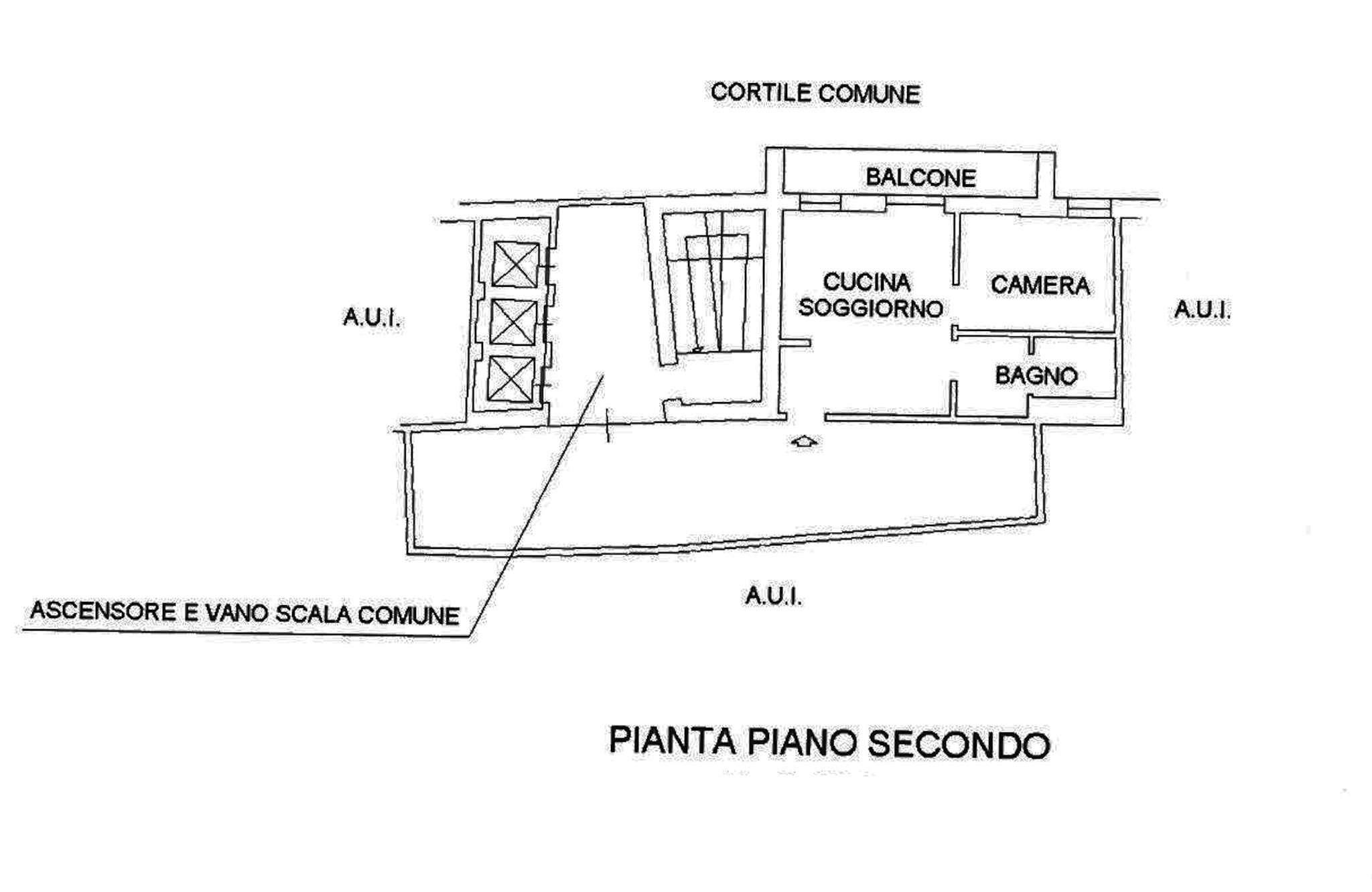 Vendita  bilocale Milano Via Domodossola 1 596717