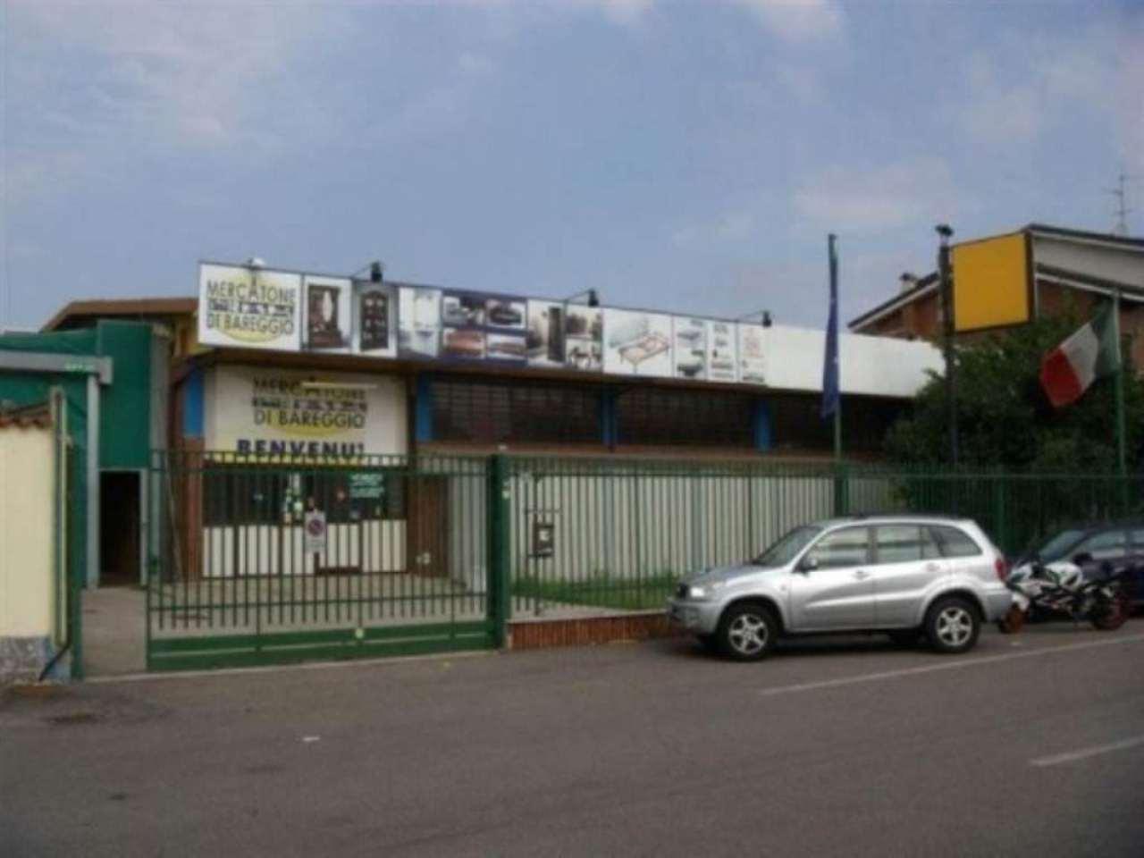 Capannone in vendita a Bareggio, 6 locali, prezzo € 390.000 | CambioCasa.it