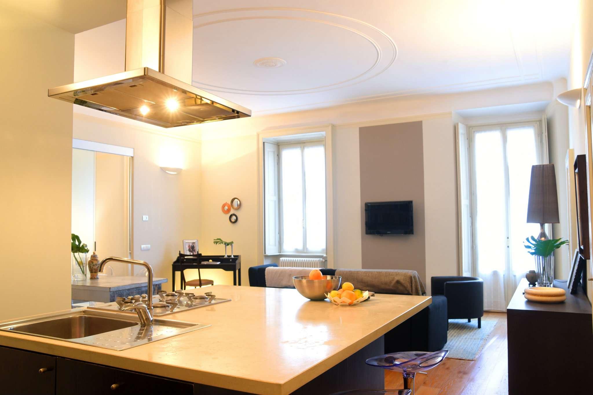 Appartamento in Vendita a Milano 13 Marcona / Montenero / Umbria / Lomellina: 2 locali, 90 mq