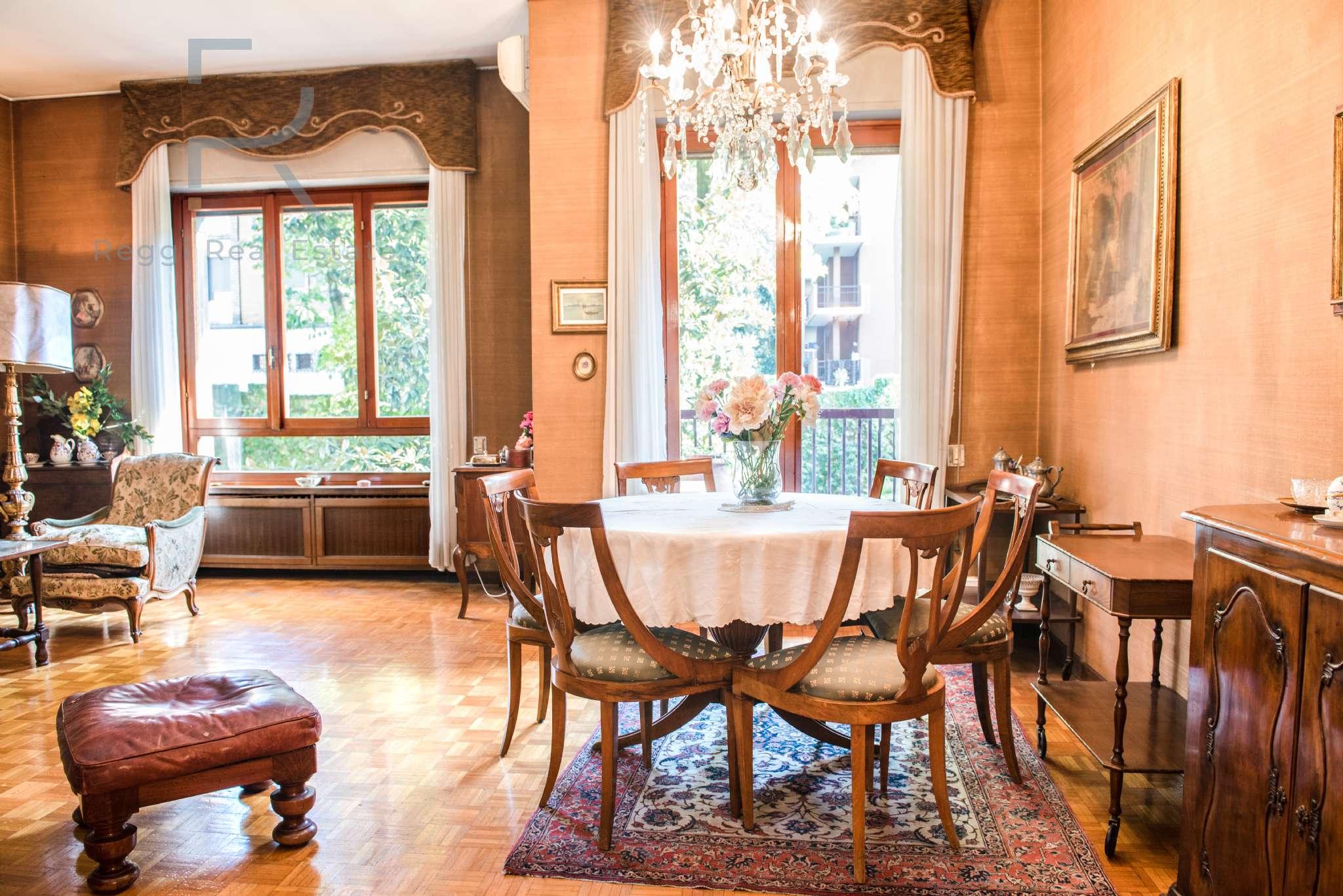 Appartamento in Vendita a Milano 18 Ippodromo / San Siro / Zavattari:  4 locali, 135 mq  - Foto 1