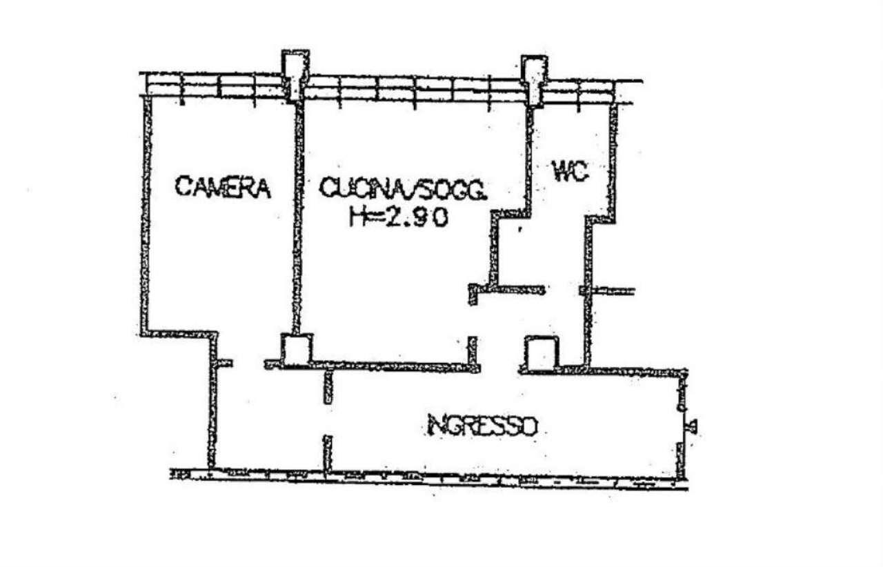 Vendita  bilocale Milano Via Famagosta 1 957218
