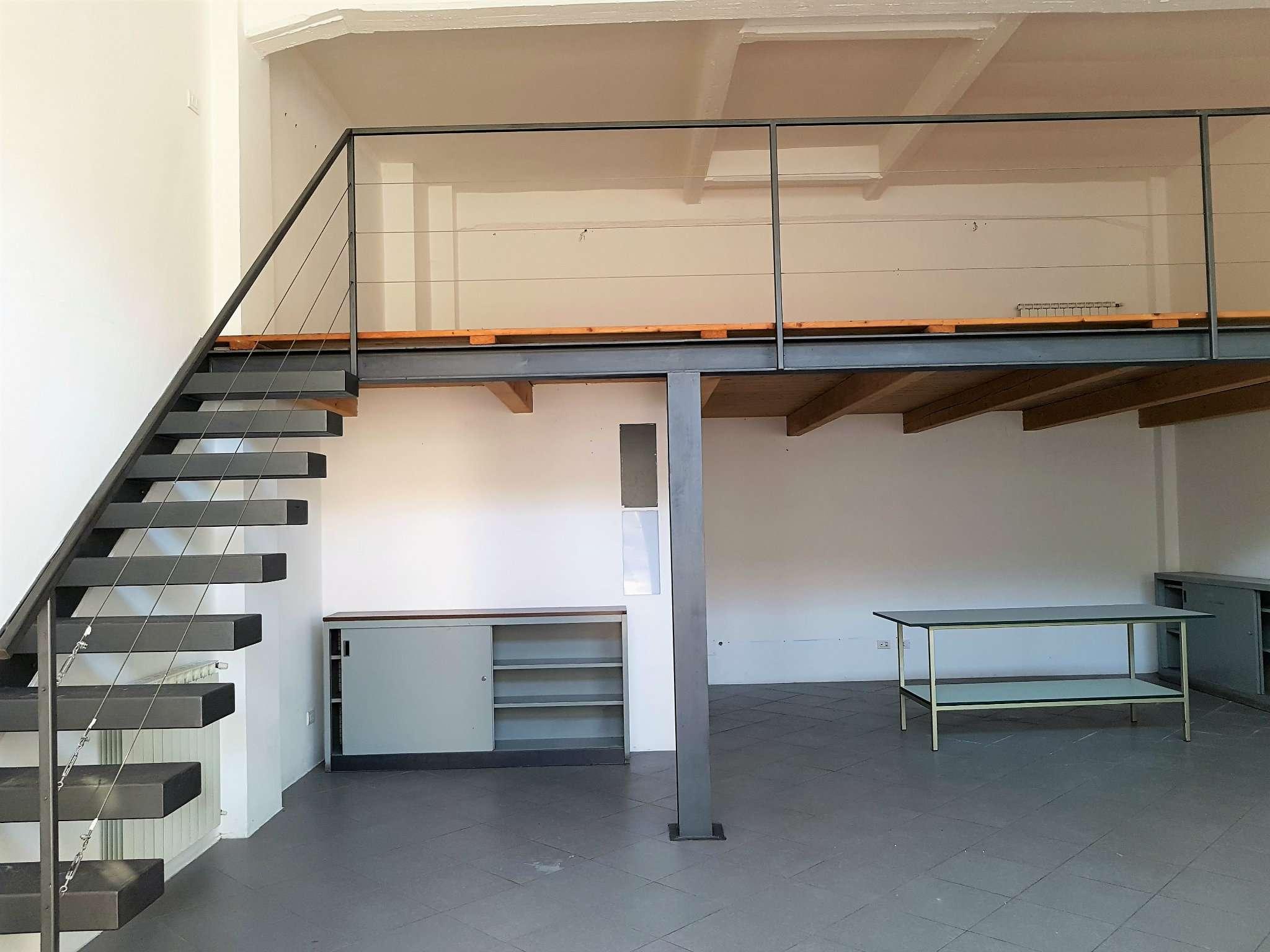 Loft open space in affitto a milano annunci immobiliari for Loft a milano in affitto