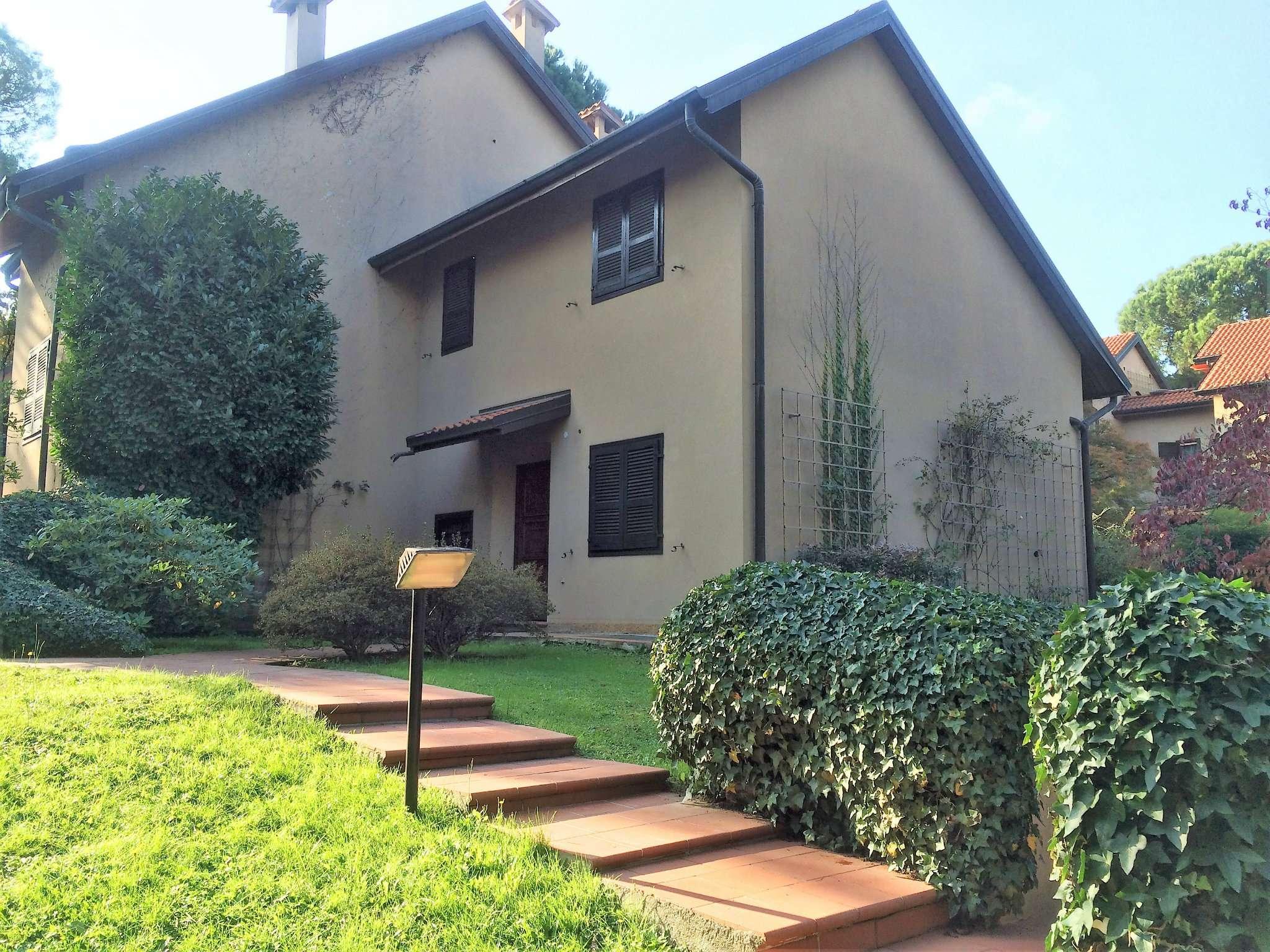 Villa in Vendita a Lentate Sul Seveso: 3 locali, 113 mq