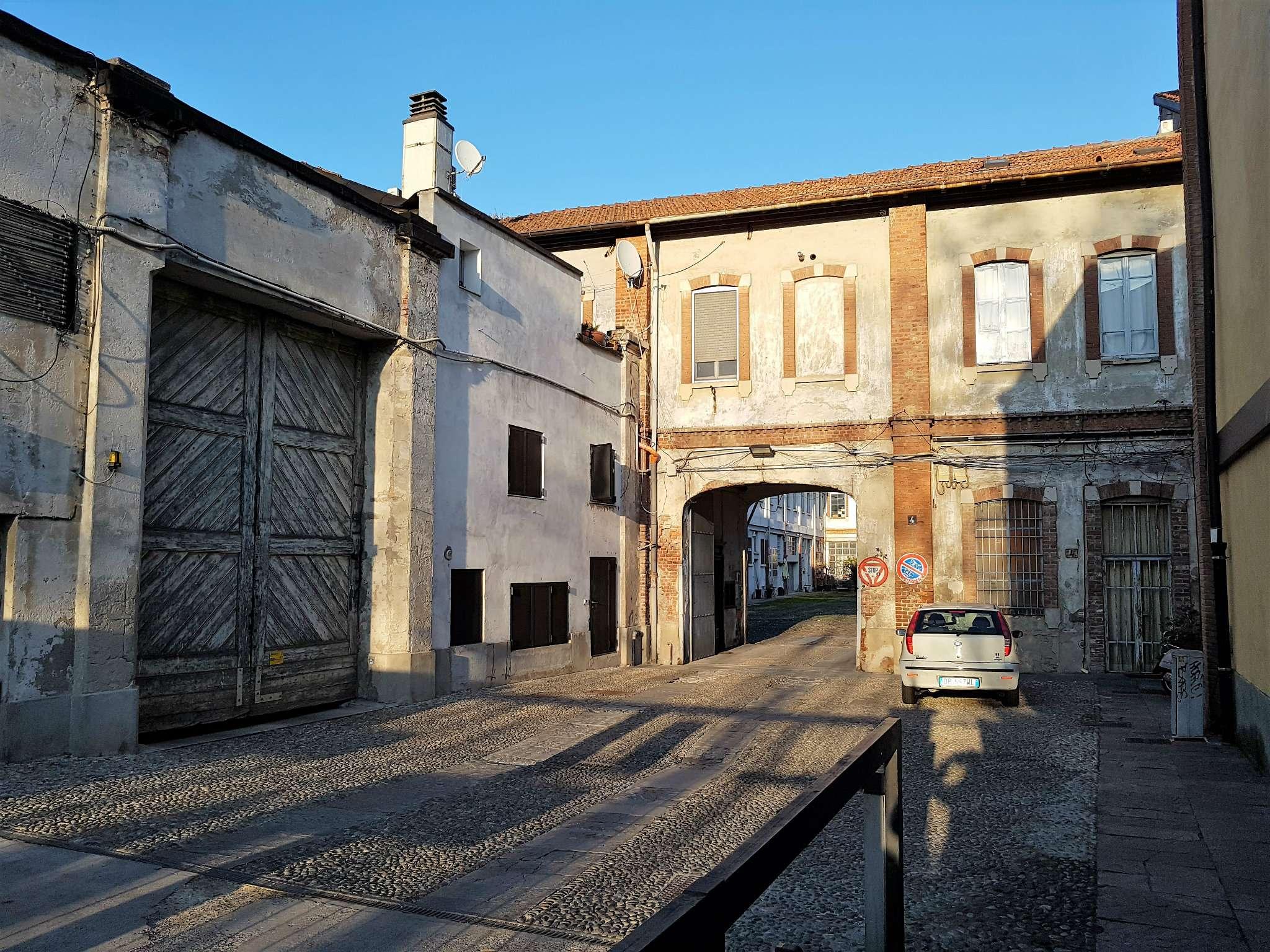 Loft open space in Affitto a Milano 16 Savona / San Cristoforo / Napoli / Coni Zugna: 2 locali, 53 mq