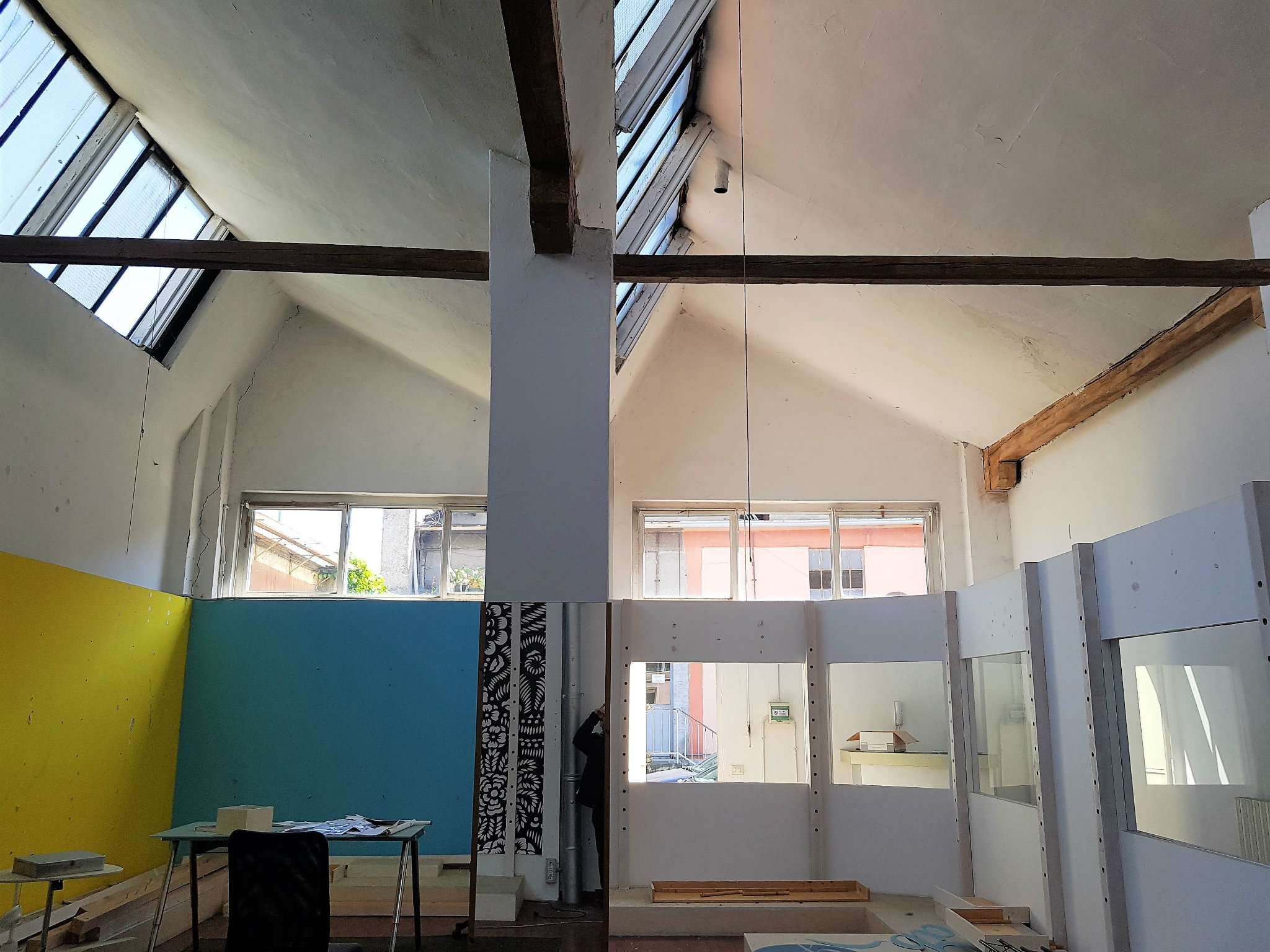 Laboratorio in Affitto a Milano 21 Udine / Lambrate / Ortica: 4 locali, 120 mq